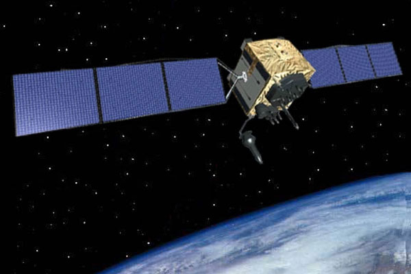 GPS IIF satellite 600x400