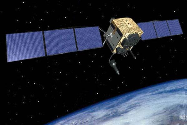 GPS IIF satellite 600x400