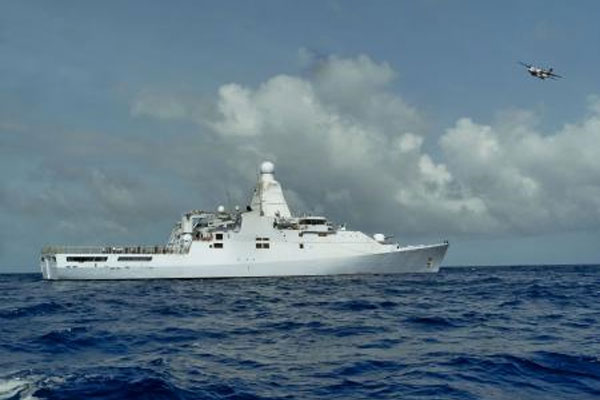 Royal Netherlands Navy Offshore Patrol Vessel 600x400