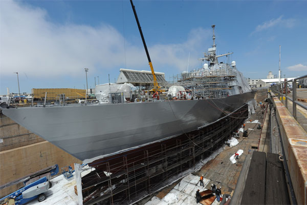 USS Fort Worth 600x400