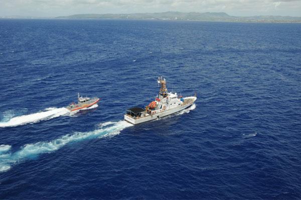 Coast Guard Cutter Washington 600x400