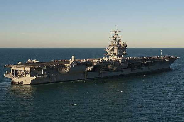 USS Enterprise 600x400
