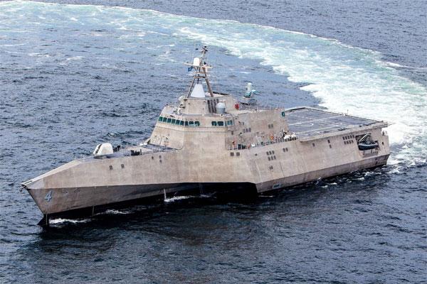 USS Coronado 600x400