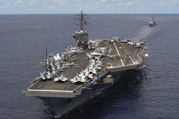 USS Nimitz 600x400