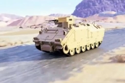 Tencate Active Armor System