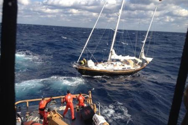 Coast Guard Cutter Block Island tow 600x400