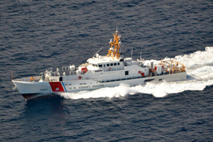 Coast Guard Cutter Charles W. David, Jr. 428x285