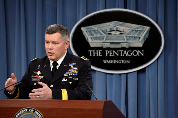 Maj. Gen. Gary Patton
