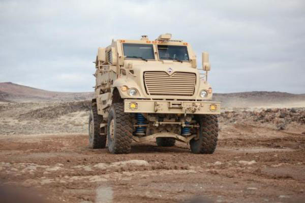 MRAPs Join Competition to Replace Troop Carriers ...