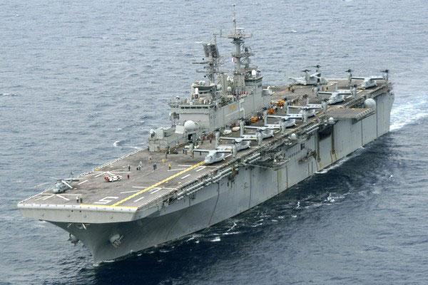 Navy, Coast Guard Ships Get Under Way for Annual Fleet ...