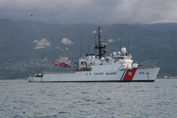 Coast Guard cutter Forward