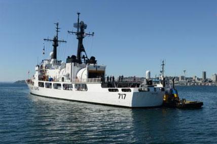 Coast Guard Cutter Mellon