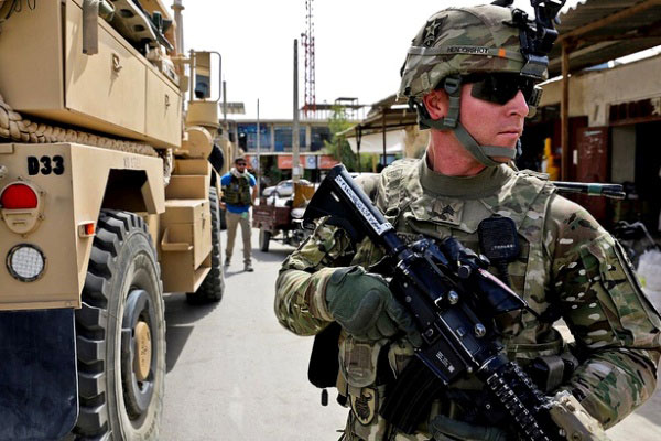 Multicam Afghanistan