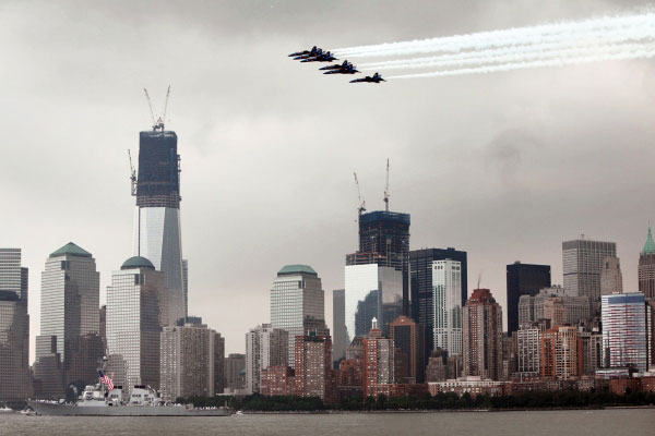 Blue Angels New York City