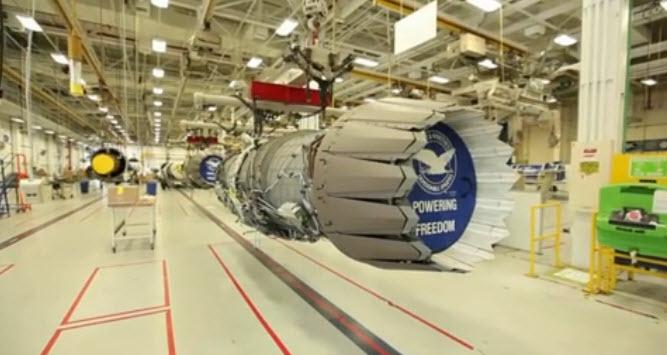 Pratt & Whitney's F-35 Engine