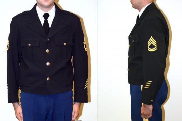 Soldier Survey Allow Black Pt Socks Adopt Ike Jacket