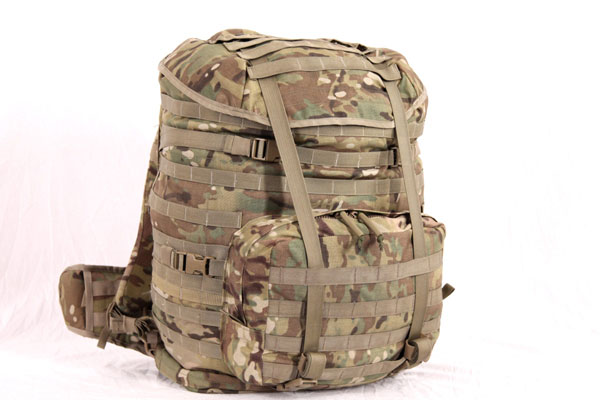 The U.S. Army's new MOLLE 4000 airborne rucksack. Photo: Program Executive Office Soldier.