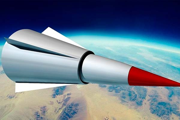The DF-ZF hypersonic glide vehicle. (Wikimedia commons Image: Daniel Toschlager)