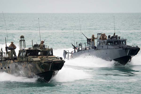 Navy Fires Another, Vows Changes in Wake of Iran Riverine Incident ...