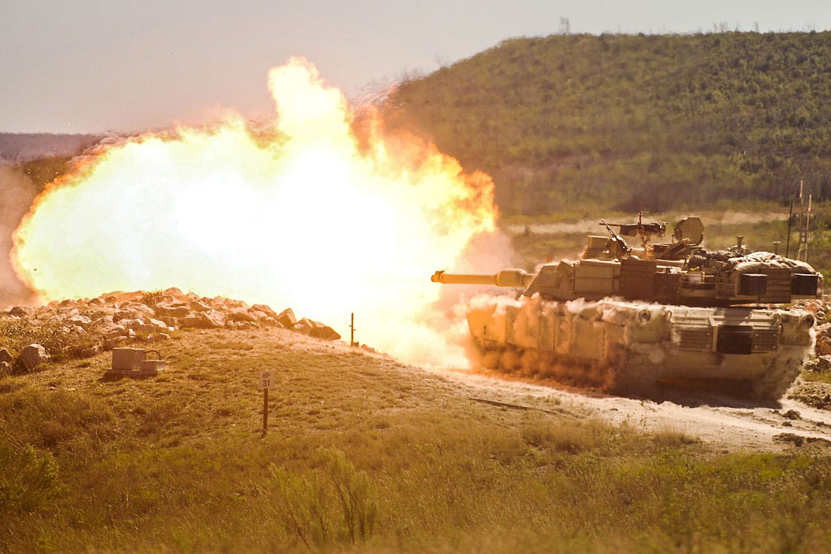 Army Loses One Infantry Brigade To Create New Armored Brigade