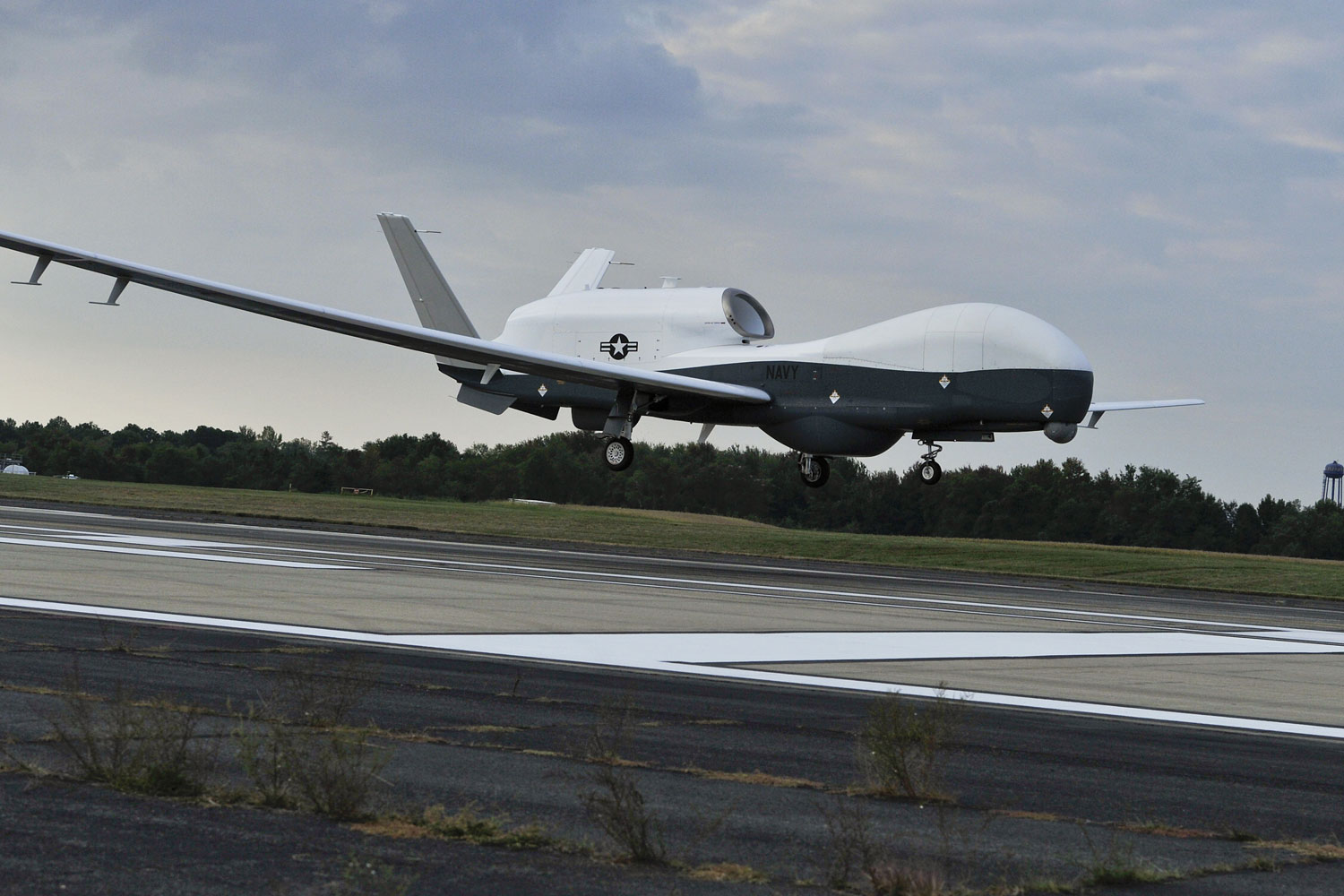 Mayport Naval Station Selected as Location for Unmanned Drone ...