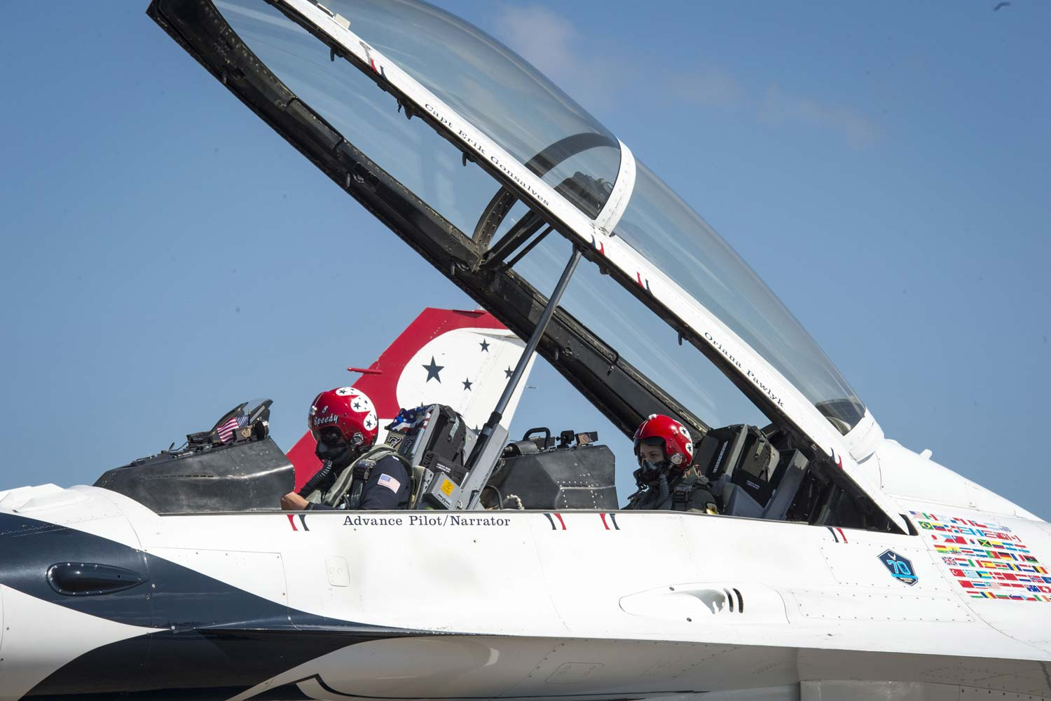 Thunderbirds Gearing Up for First Overseas Trip in Years