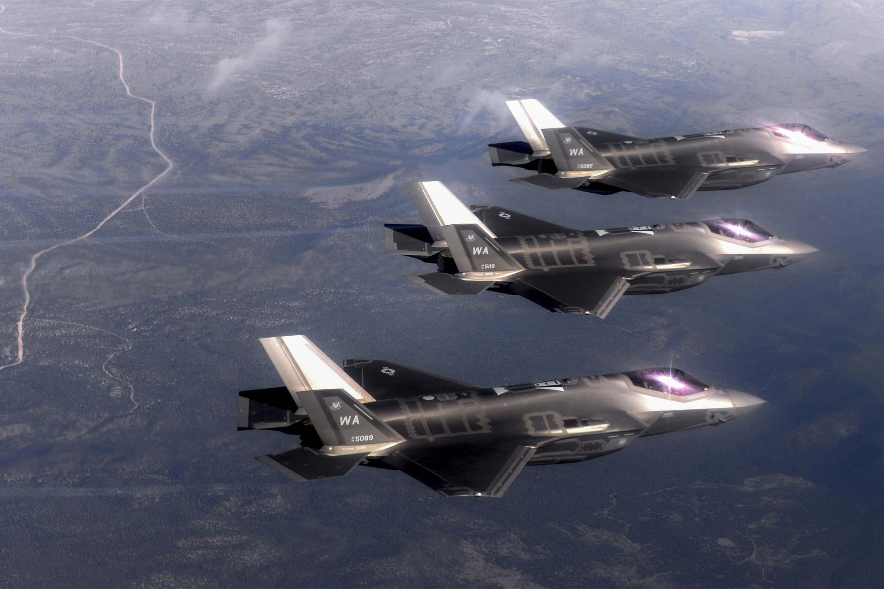 Inside the Air Force's Plan to Buy the Dogfight Training of Tomorrow