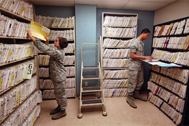 VA Accidentally Releases Vets' Personal Info