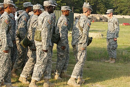 Military Drill: Does the theory and purpose still hold true ...