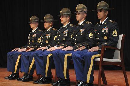 DA Select; Drill Sergeant School here I come; Lots of ...