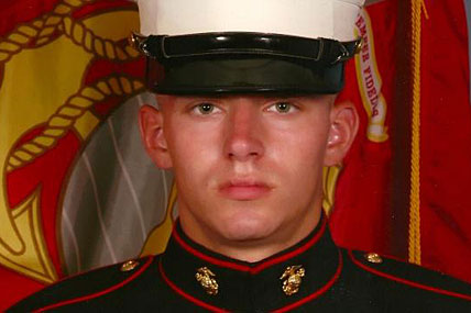 Marine Cpl. Taylor J. Baune, 21, became the 2,000th American death in the Afghan war.