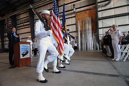 Navy ceremony 428x285