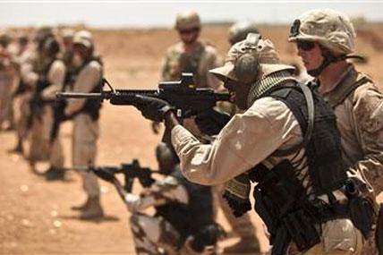 Marines in Africa 428x285