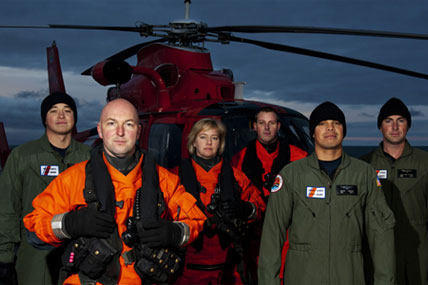 Helicopter crew 428x285