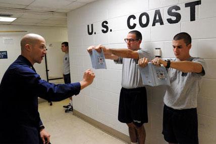 Coast Guard recruits 428x285