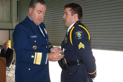 Coast Guard awards ceremony 428x285