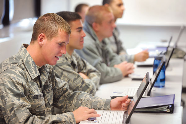 Air Force Academy Prep School students 600x400