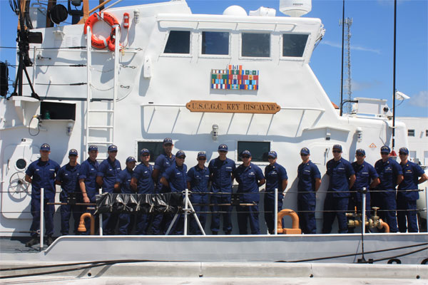 Coast Guard Cutter Key Biscayne 600x400
