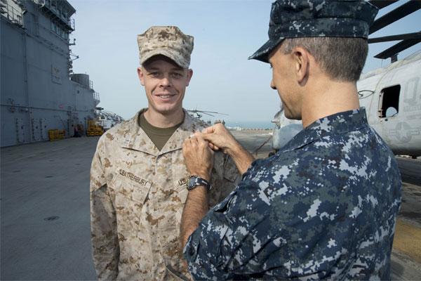 Marine Corps Capt. Benjamin Leatherbury 600x400