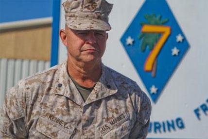 Marine Corps Lt Col Jeffrey J Kenney 428x285