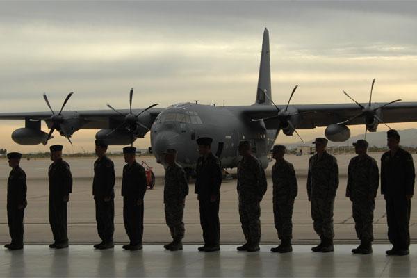 Crew of the HC 130J 600x400