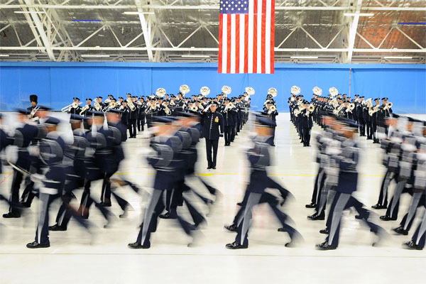 Air Force Honor Guard 600x400
