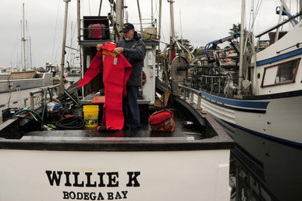 Coast Guard Auxiliarist Ronald Kram 600x400