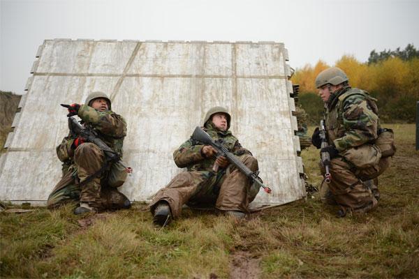 Airmen in combat readiness training 600x400