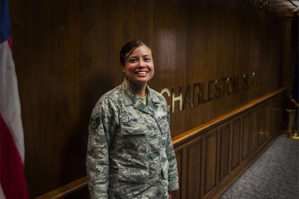AF Staff Sgt. Katherine Lamb 600x400