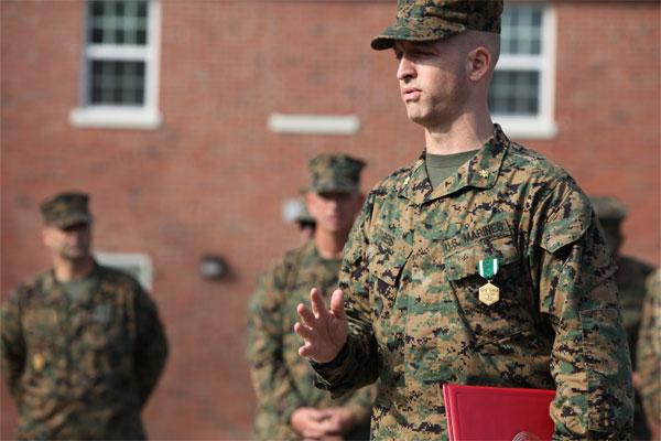 Maj. Matthew D. Reis 600x400