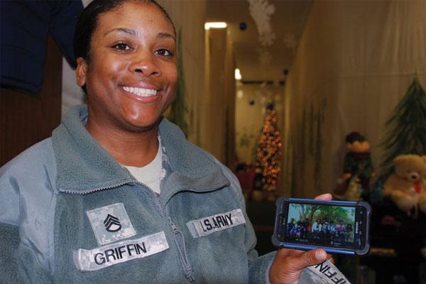 Staff Sgt. Ariesa Griffin 600x400