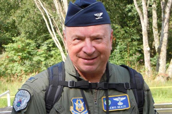 AF Col. (Dr.) Lewis D. Neace 600x400