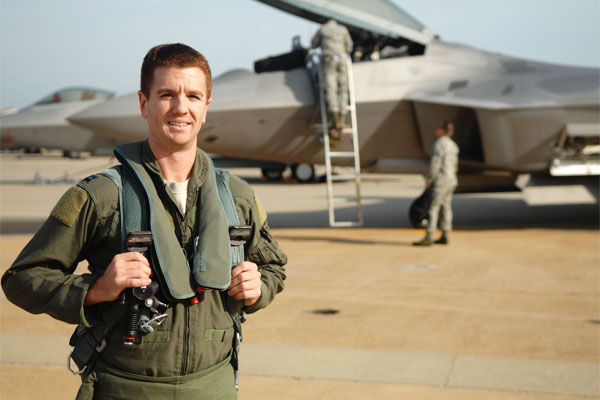 Air Force Capt. Patrick Williams 600x400
