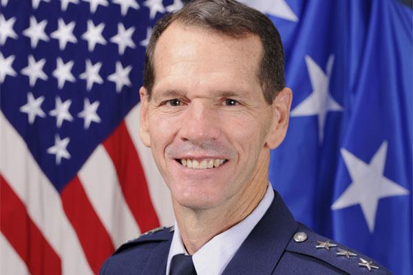 """Lt. Gen. Stanley E. """"Sid"""" Clarke III 600x400"""
